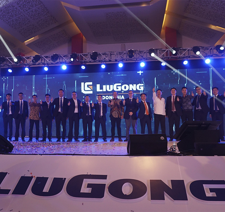 LiuGong Opened its 13th Overseas Subsidiary in Indonesia, Reinforce its Presence in Asia Pacific Region