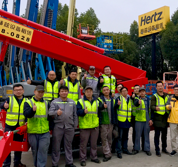 LiuGong Completes Acquisition of Hertz China