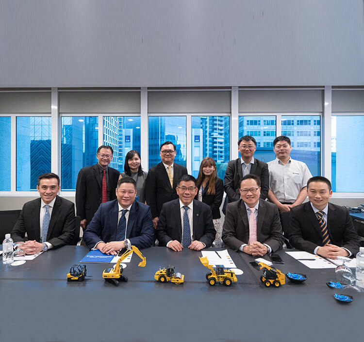 LiuGong and UOB renew MOU to machinery financing in Southeast Asia