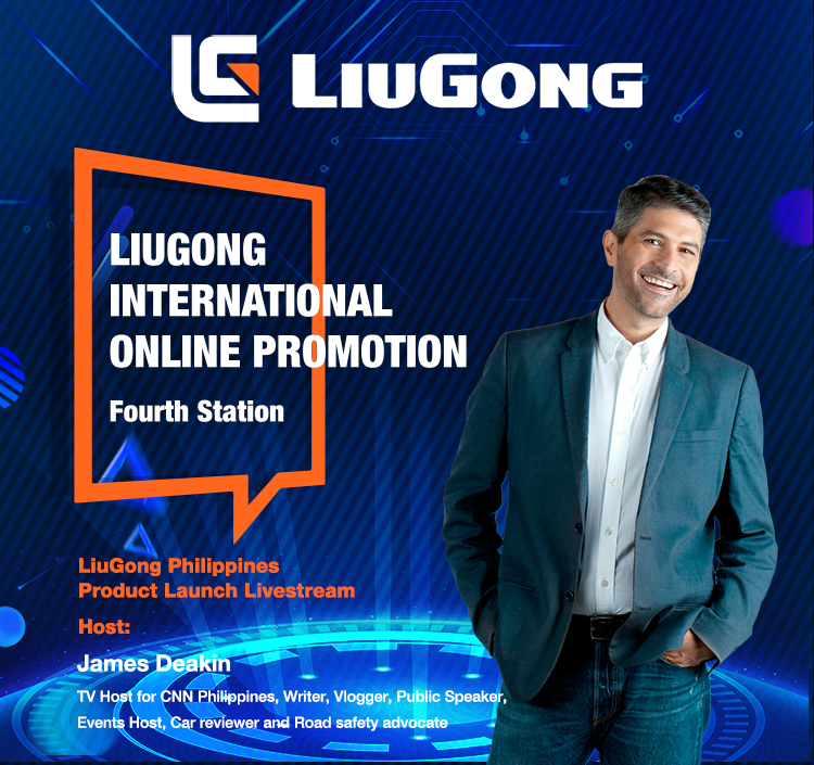LiuGong International Online Promotion was Held in the Philippines