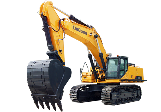 Large Tonnage Excavators