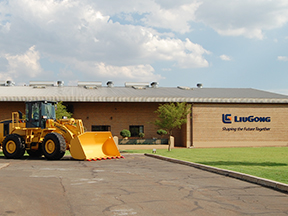 LiuGong Machinery South Africa (Pty) Ltd